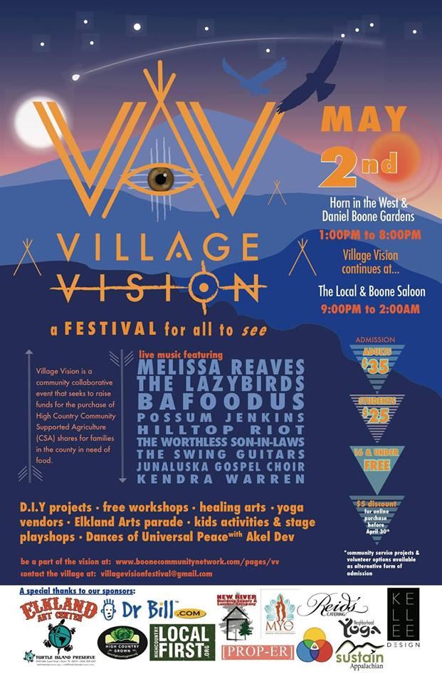 VV poster